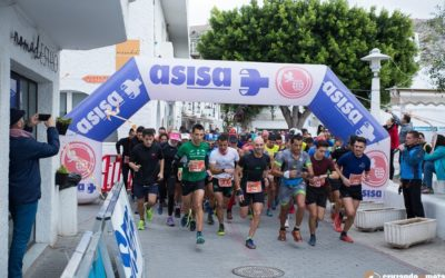 BIOSOL sponsored  Running Las Negras Festival