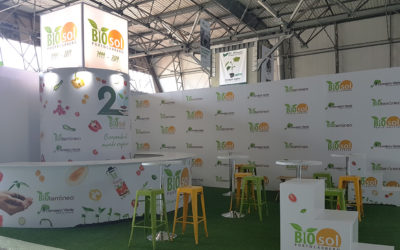 Bio Sol Portocarrero  AT INFOAGRO EXHIBITION 2019