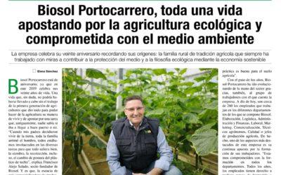 20th Anniversary of BIOSOL PORTOCARRERO en FHAlmería