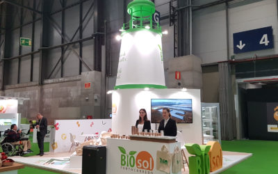 20th anniversary of Bio Sol Portocarrero  at Fruit Attraction 2019