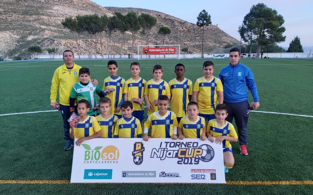 Great success of the First Edition of Níjar Cup sponsored by Bio Sol Portocarrero