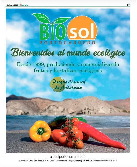 Bio Sol Portocarrero en Fh Almería