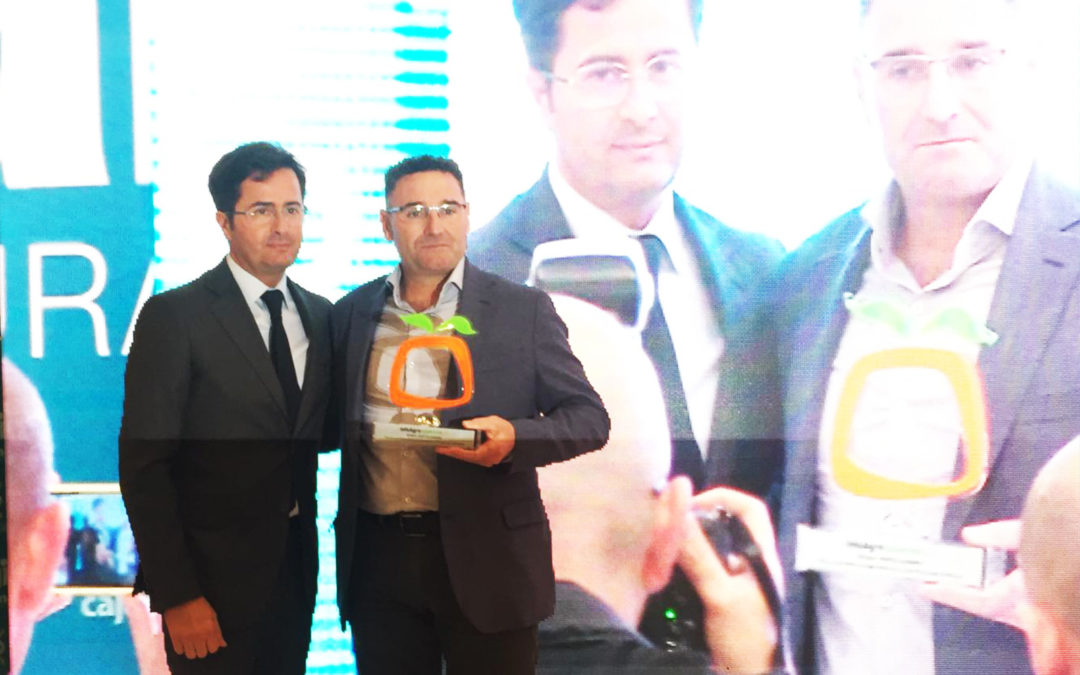 Bio Sol Portocarrero  PRIZE FOR ENVIRONMENTAL SUSTAINABILITY AND ORGANIC PRODUCTION IN INFOAGRO 2019