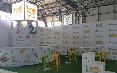 Bio Sol Portocarrero  AT INFOAGRO EXHIBITION 2019
