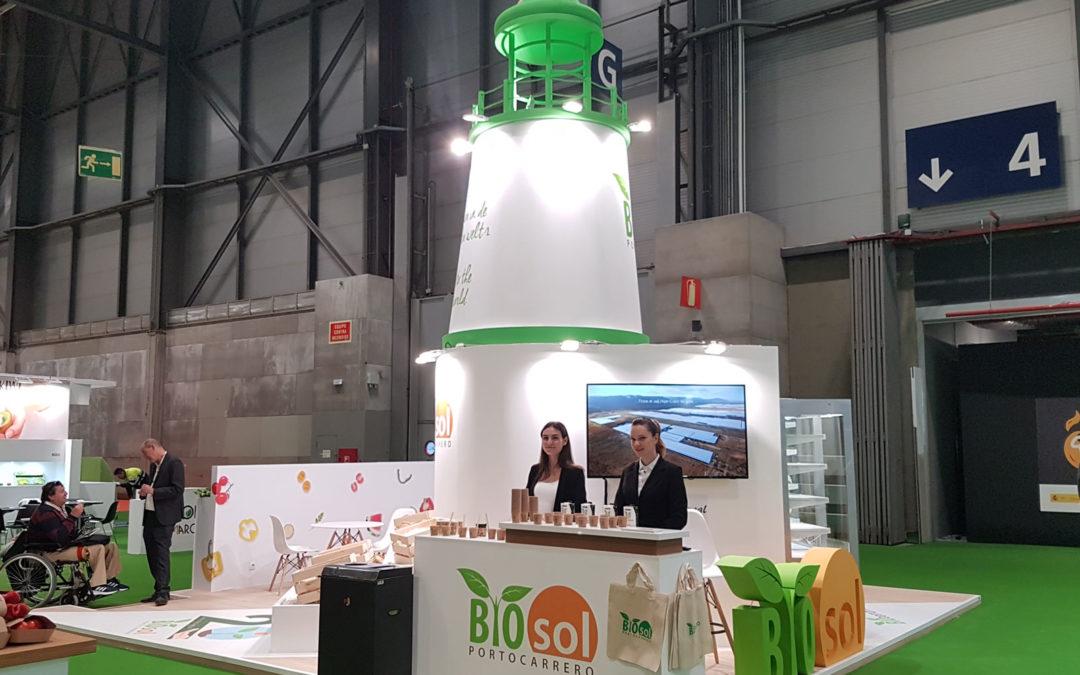 20th anniversary of Bio Sol Portocarrero  at Fruit Attraction 2019