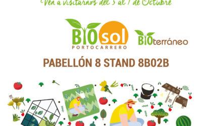 Bio Sol Portocarrero en Fruit Attraction 2021